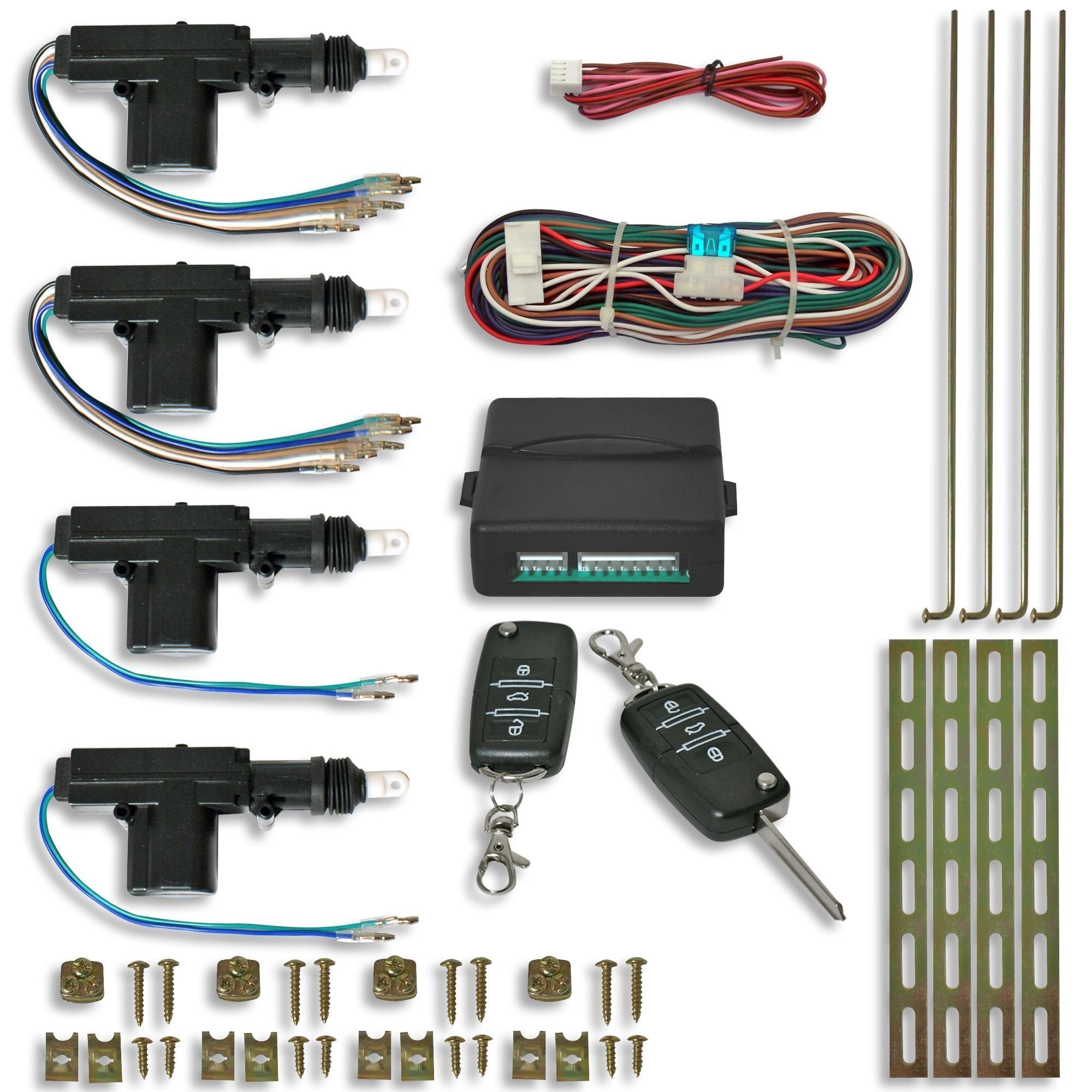 Sostituisci il kit chiusura centralizzata guasto della tua for 1 1 2 kit di garage per auto