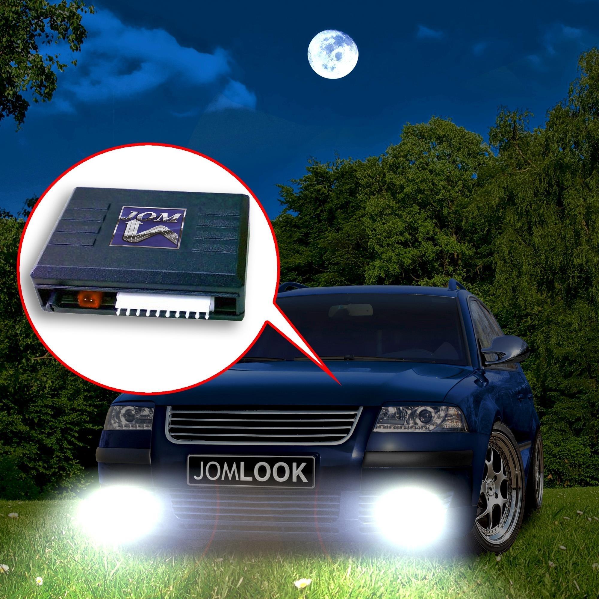 Kit coming home con accensione luci e frecce per la tua auto - Modulo chiusura automatica specchi retrovisori ...
