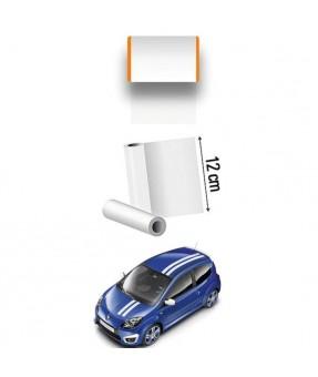 CAR STRIPES BIANCHE AUTO - UNIVERSALI CON KIT APPLICAZIONE INCLUSO