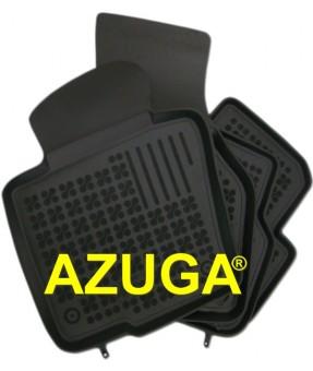 TAPPETI IN GOMMA NERI 4cm PER AUDI A3 (8V) 3 porte dal 2012>