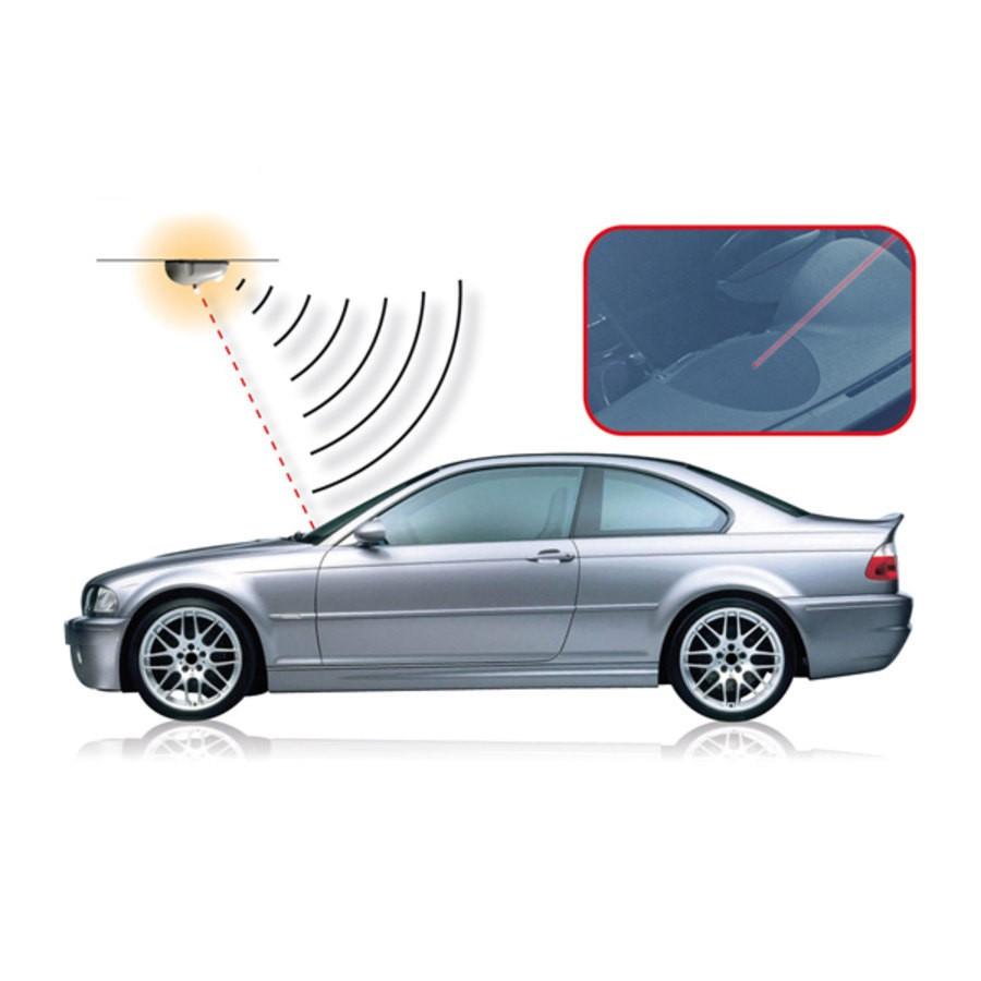 Sensore di parcheggio laser parking per garage o posti for Piani distaccati di posti auto coperti