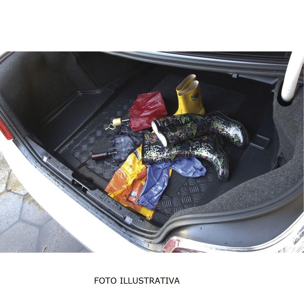 VASCA BAULE BAGAGLIAIO SU MISURA PER FIAT DOBLO/' 5 POSTI DAL 2001/>2010 TAPPETO